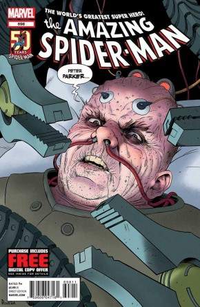 AMAZING SPIDER-MAN #698 (1999 SERIES)