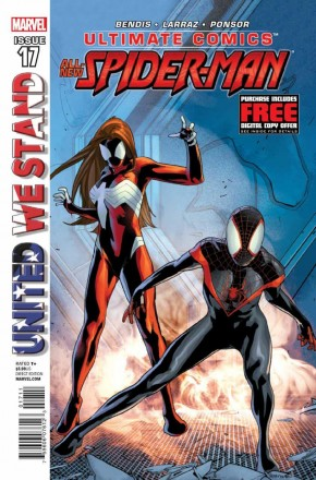 ULTIMATE COMICS SPIDER-MAN #17 (2011 SERIES)