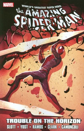SPIDER-MAN TROUBLE ON THE HORIZON GRAPHIC NOVEL