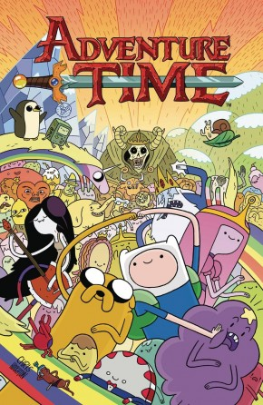 ADVENTURE TIME VOLUME 1 GRAPHIC NOVEL