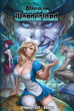 GRIMM FAIRY TALES PRESENTS ALICE IN WONDERLAND GRAPHIC NOVEL