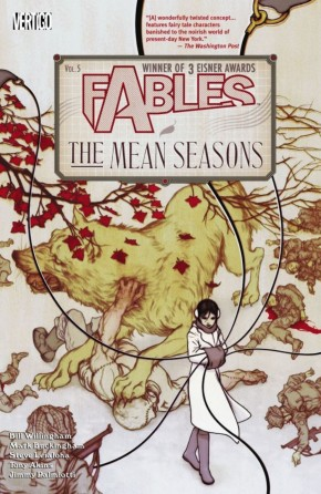 FABLES VOLUME 5 THE MEAN SEASONS GRAPHIC NOVEL
