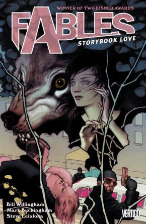 FABLES VOLUME 3 STORYBOOK LOVE GRAPHIC NOVEL