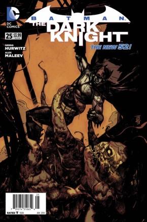 BATMAN THE DARK KNIGHT #25 (2011 SERIES)