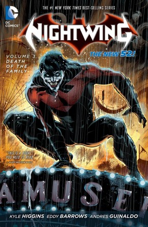 NIGHTWING VOLUME 3 DEATH OF THE FAMILY GRAPHIC NOVEL