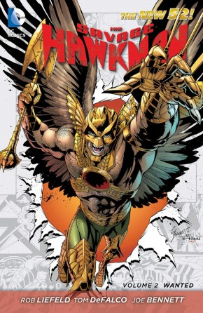 SAVAGE HAWKMAN VOLUME 2 WANTED GRAPHIC NOVEL