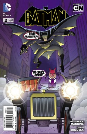 BEWARE THE BATMAN #2