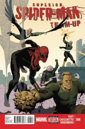 SUPERIOR SPIDER-MAN TEAM UP #6