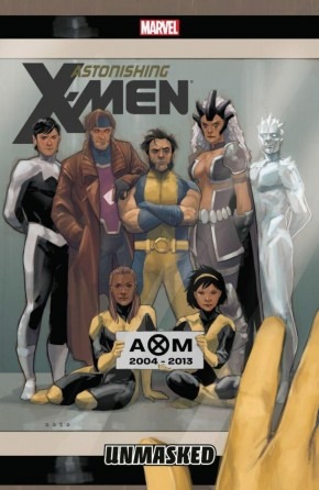 ASTONISHING X-MEN VOLUME 12 UNMASKED GRAPHIC NOVEL