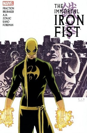 IMMORTAL IRON FIST COMPLETE COLLECTION VOLUME 1 GRAPHIC NOVEL