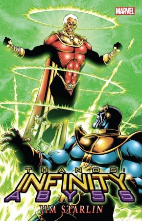 THANOS INFINITY ABYSS GRAPHIC NOVEL