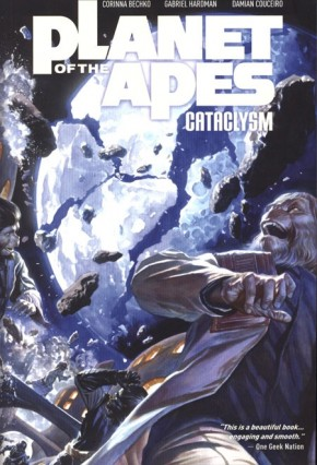 PLANET OF THE APES CATACLYSM VOLUME 2 GRAPHIC NOVEL