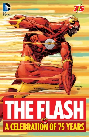 FLASH A CELEBRATION OF 75 YEARS HARDCOVER
