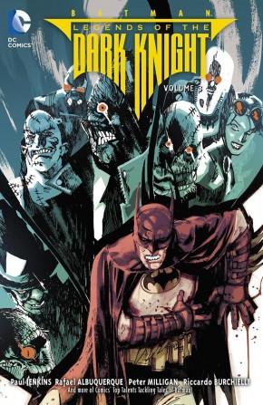 BATMAN LEGENDS OF THE DARK KNIGHT VOLUME 3 GRAPHIC NOVEL
