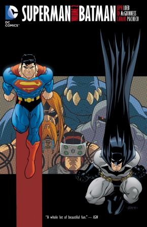 SUPERMAN BATMAN VOLUME 2 GRAPHIC NOVEL