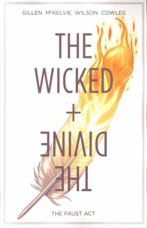 WICKED + THE DIVINE VOLUME 1 THE FAUST ACT GRAPHIC NOVEL