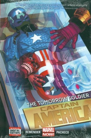 CAPTAIN AMERICA VOLUME 5 TOMORROW SOLDIER HARDCOVER