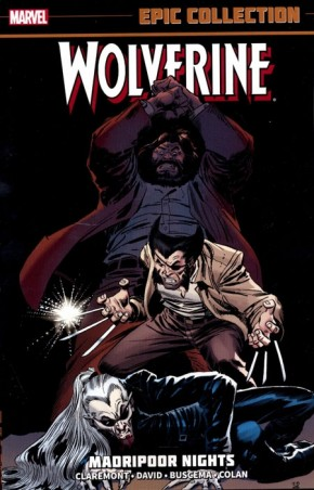 WOLVERINE EPIC COLLECTION MADRIPOOR NIGHTS GRAPHIC NOVEL