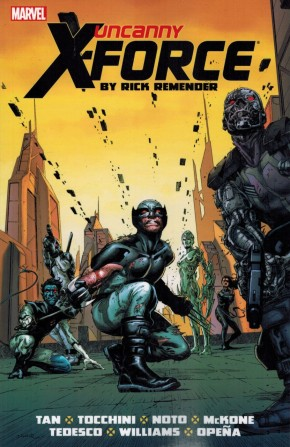 UNCANNY X-FORCE BY RICK REMENDER COMPLETE COLLECTION VOLUME 2 GRAPHIC NOVEL