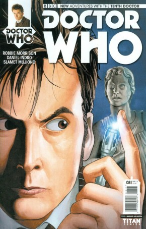 DOCTOR WHO 10TH DOCTOR #8 (2014 SERIES)