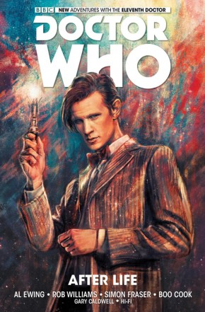 DOCTOR WHO 11th DOCTOR VOLUME 1 AFTER LIFE HARDCOVER