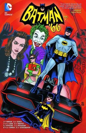 BATMAN 66 VOLUME 3 GRAPHIC NOVEL