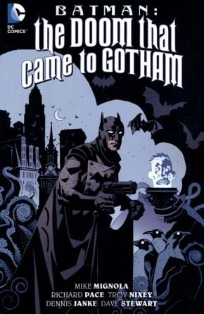 BATMAN THE DOOM THAT CAME TO GOTHAM GRAPHIC NOVEL