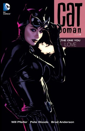 CATWOMAN VOLUME 4 THE ONE YOU LOVE GRAPHIC NOVEL