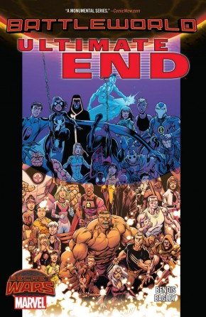 ULTIMATE END GRAPHIC NOVEL