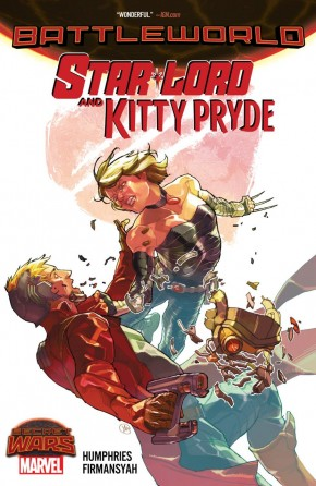 STAR-LORD AND KITTY PRYDE GRAPHIC NOVEL