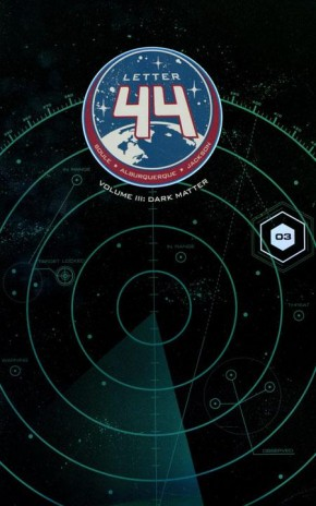 LETTER 44 VOLUME 3 DARK MATTER GRAPHIC NOVEL