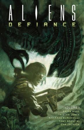 ALIENS DEFIANCE VOLUME 1 GRAPHIC NOVEL