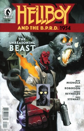 HELLBOY AND BPRD 1954 UNREASONING BEAST #1