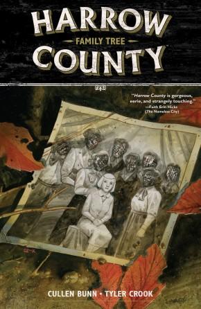 HARROW COUNTY VOLUME 4 FAMILY TREE GRAPHIC NOVEL