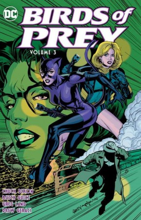 BIRDS OF PREY VOLUME 3 GRAPHIC NOVEL