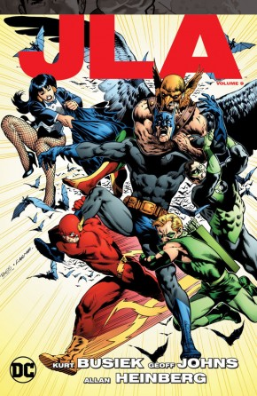 JLA VOLUME 9 GRAPHIC NOVEL