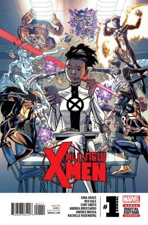 ALL NEW X-MEN VOLUME 2 ANNUAL #1
