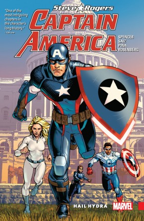 CAPTAIN AMERICA STEVE ROGERS VOLUME 1 HAIL HYDRA GRAPHIC NOVEL