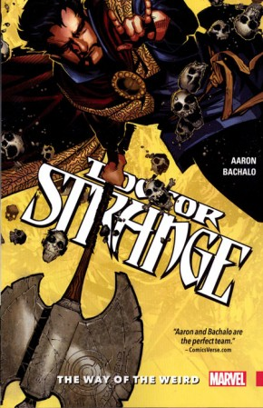 DOCTOR STRANGE VOLUME 1 THE WAY OF THE WEIRD GRAPHIC NOVEL