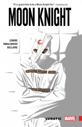 MOON KNIGHT VOLUME 1 LUNATIC GRAPHIC NOVEL