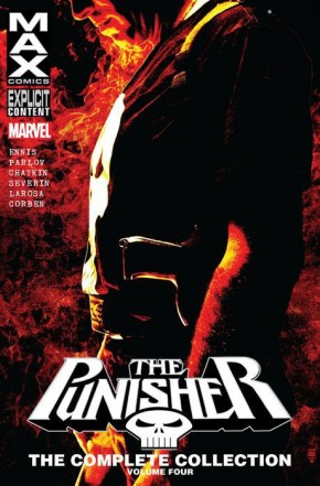 PUNISHER MAX COMPLETE COLLECTION VOLUME 4 GRAPHIC NOVEL