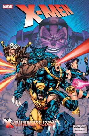 X-MEN X-CUTIONERS SONG GRAPHIC NOVEL