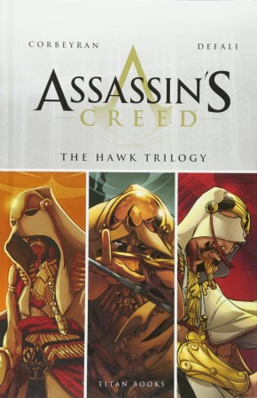 ASSASSINS CREED HAWK TRILOGY HARDCOVER