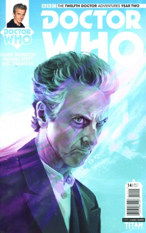 DOCTOR WHO 12TH YEAR TWO #14
