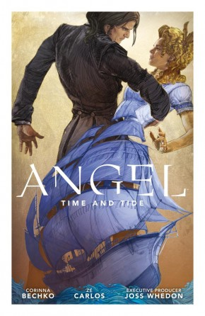 ANGEL SEASON 11 VOLUME 2 TIME AND TIDE GRAPHIC NOVEL