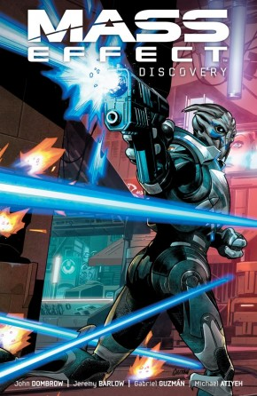 MASS EFFECT DISCOVERY GRAPHIC NOVEL