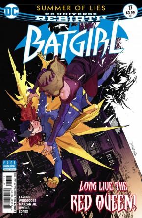 BATGIRL #17 (2016 SERIES)
