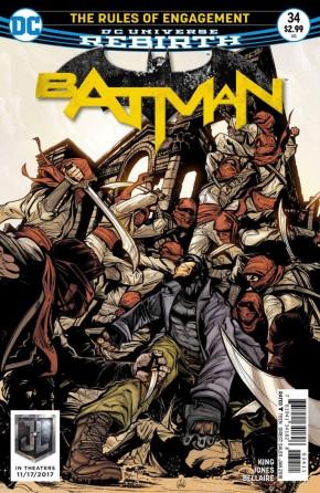 BATMAN #34 (2016 SERIES)