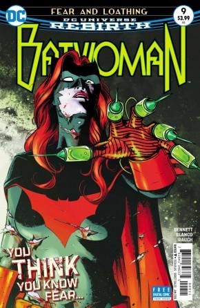 BATWOMAN #9 (2017 SERIES)