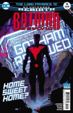 BATMAN BEYOND #14 (2016 SERIES)